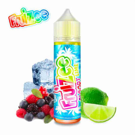 Bloody Lime Fruizee 50ml