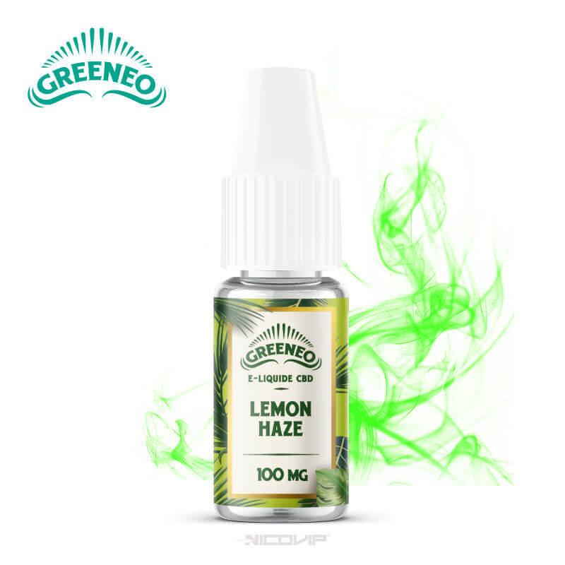 Lemon Haze CBD Greeneo 10ml