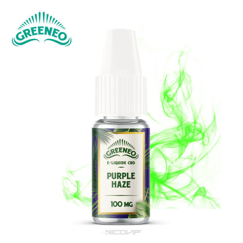 Purple Haze CBD Greeneo 10ml