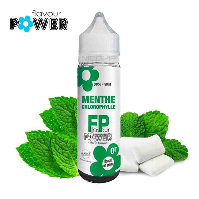 Menthe Chlorophylle Flavour Power 50ml