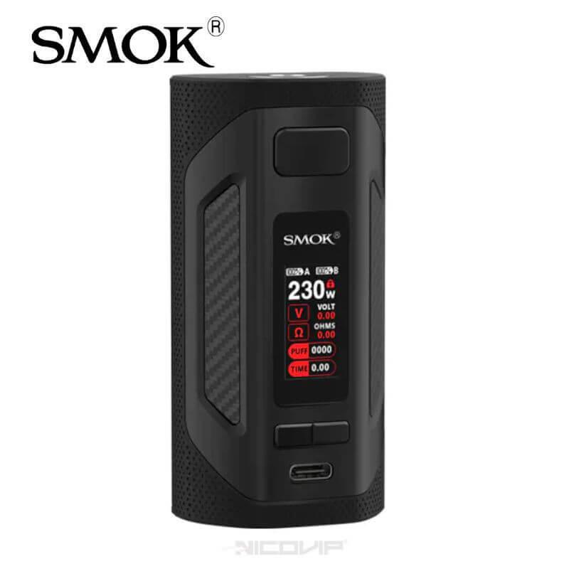 Box Rigel 230w Smok black