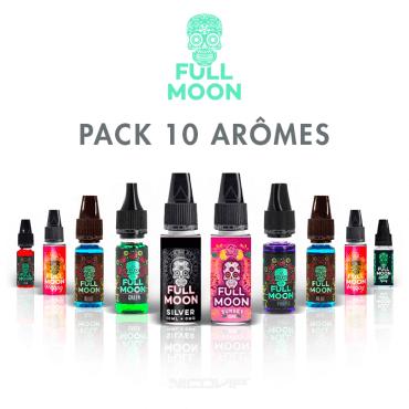 Pack arômes Full Moon 10 ml