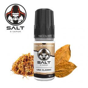 USA Classic Salt E-Vapor 10ml