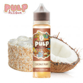 Coconut Puff Fat Juice Factory 50 ml