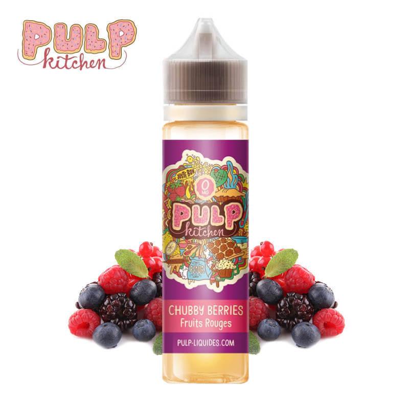 Chubby Berries Pulp Kitchen 50 ml