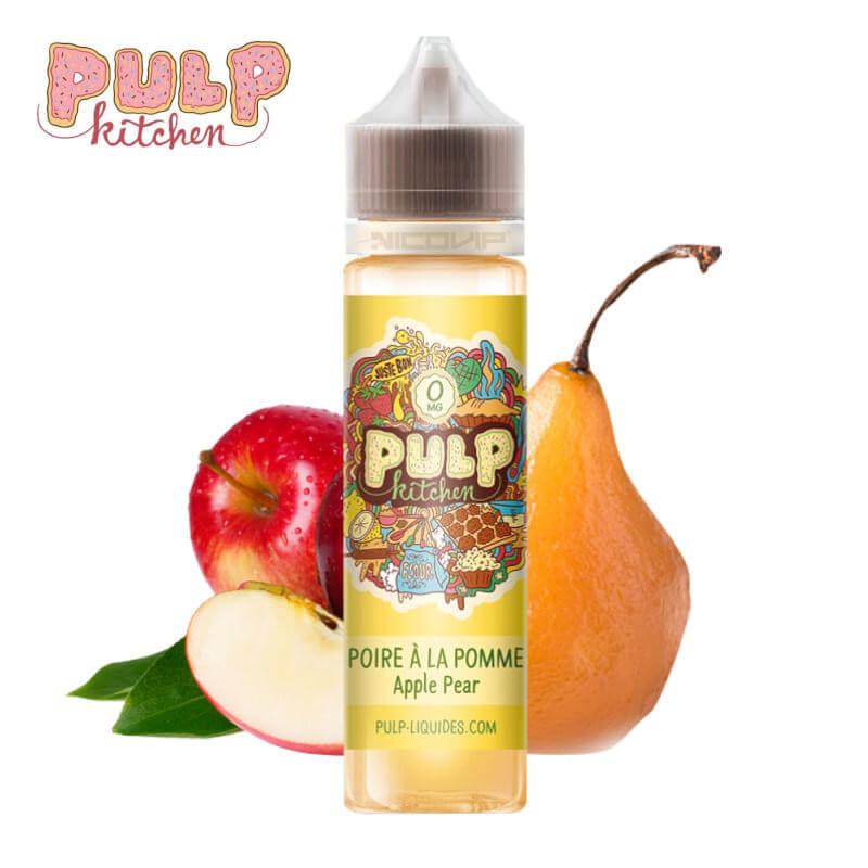 Pomme à la Poire Pulp Kitchen 50 ml
