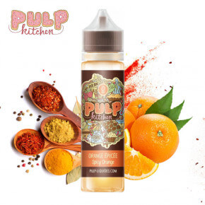 Orange Épicée Pulp Kitchen 50 ml