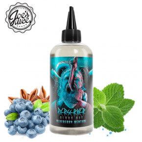 Blueberry Menthol Berserker Joe's Juice 200 ml