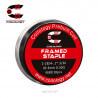 Pack 10 Coils Ni80 Framed Staple Coilology