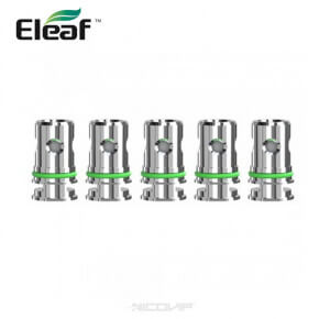 Pack 5 résistances EC-A Eleaf