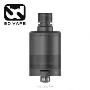 Precisio MTL RTA 2.7ml 22mm BD Vape black