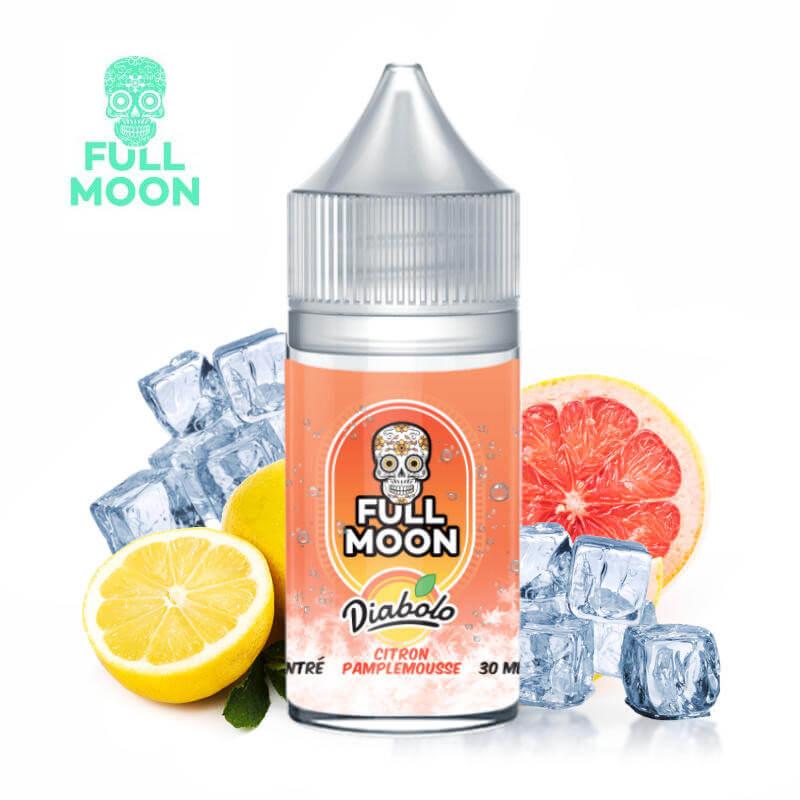 Arôme Diabolo Pamplemousse Full Moon 30ml