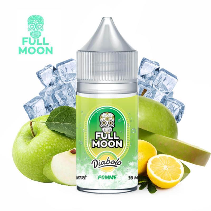 Arôme Diabolo Pomme Full Moon 30ml