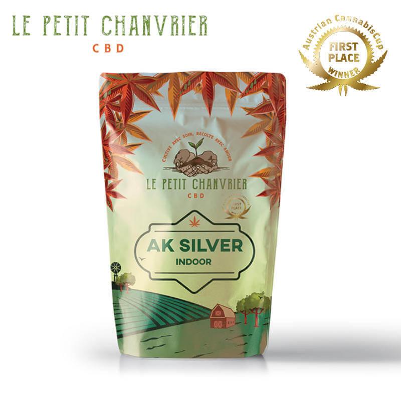 AK Silver Infusion CBD Le Petit Chanvrier