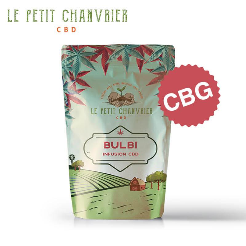 Bulbi Infusion CBD Le Petit Chanvrier