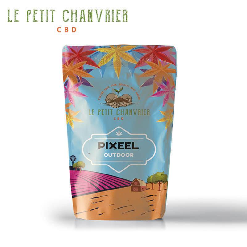 Pixeel Infusion CBD Le Petit Chanvrier