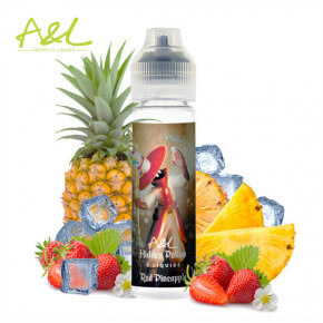 Red Pineapple Hidden Potion A&L 50ml