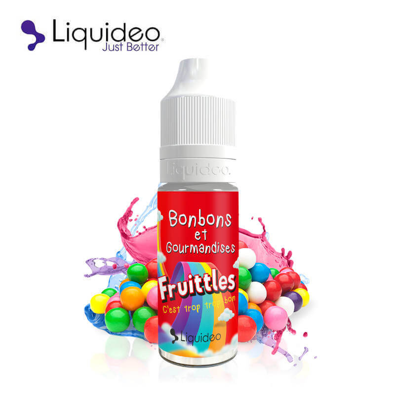 Fruittles Liquideo 10ml