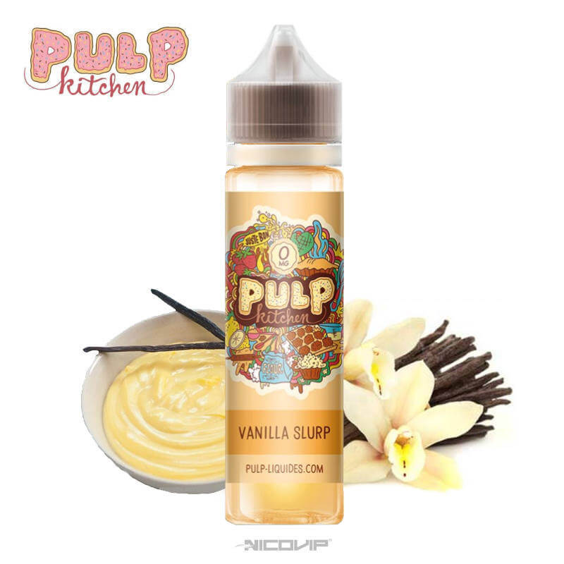 Vanilla Slurp Fat Juice...