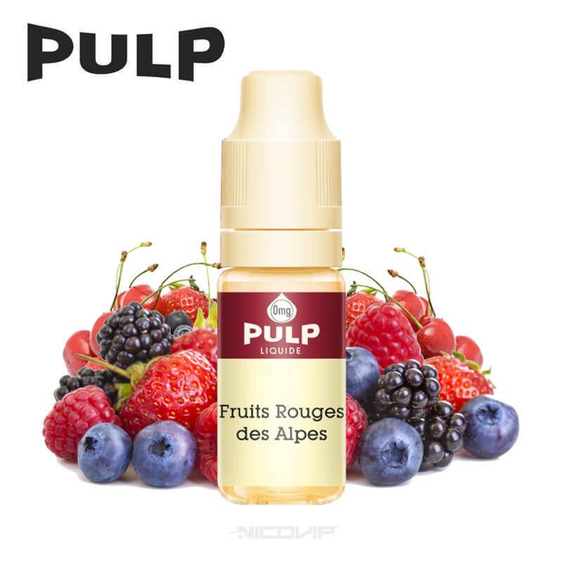 Fruits Rouges des Alpes Pulp 10ml
