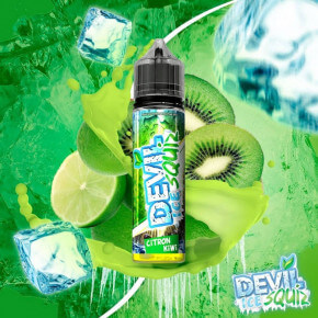 Citron Vert Kiwi Devil Ice Squiz AVAP 50 ml