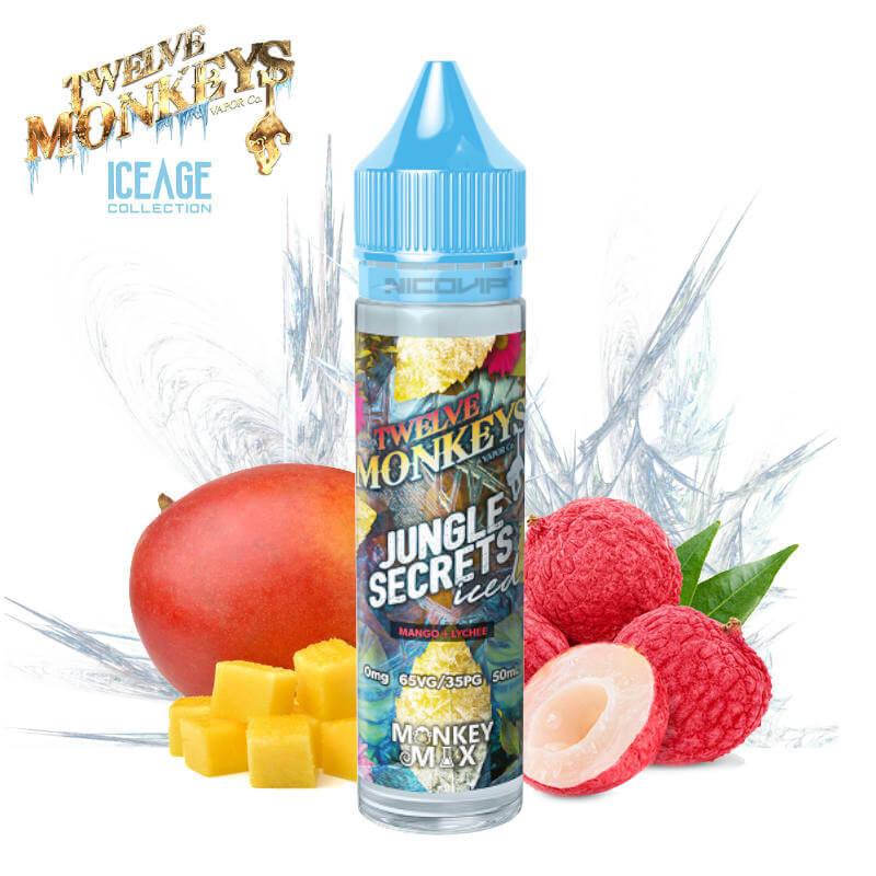 Iced Jungle Secrets Twelve Monkeys 50 ml