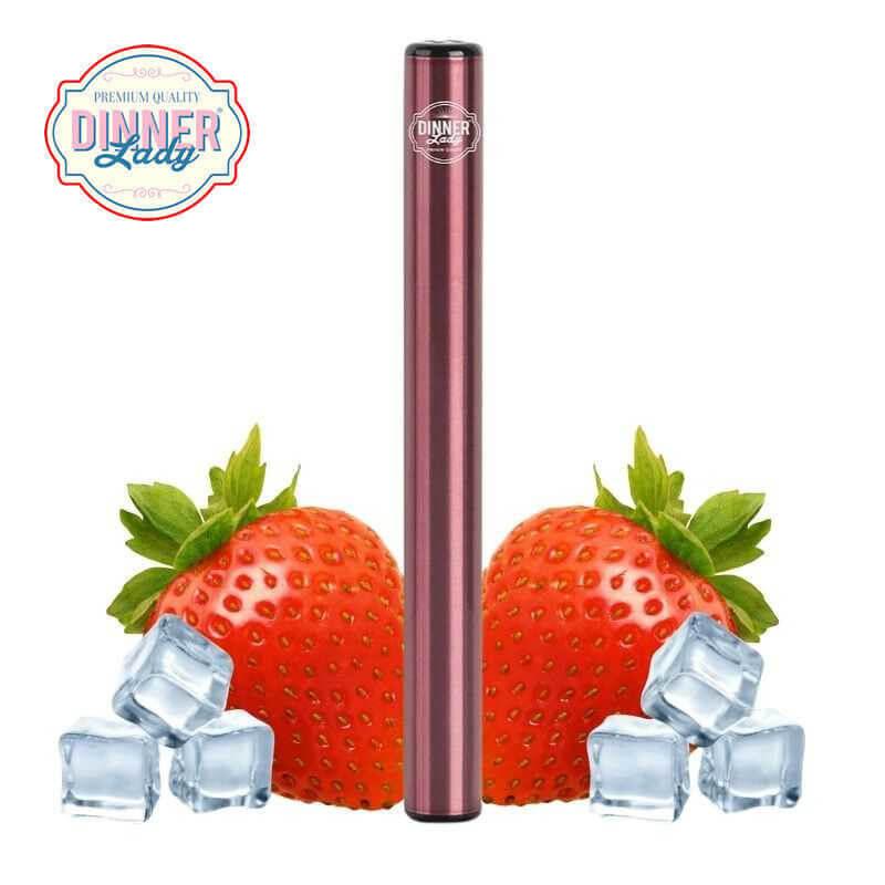 Vape Pen Strawberry Ice Dinner Lady
