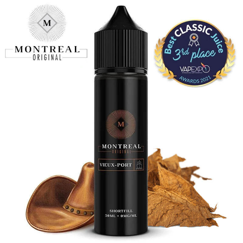 Vieux-Port Montréal Original 50ml