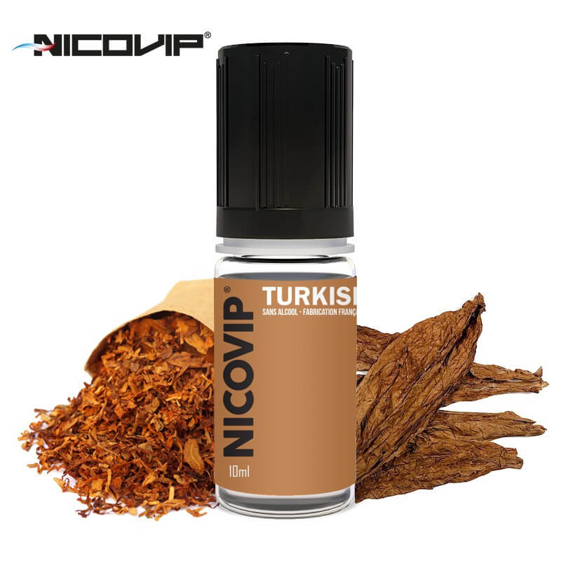 E-liquide Turkish Nicovip