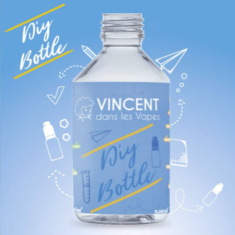 DIY Bottle Flacon 250 ml VDLV