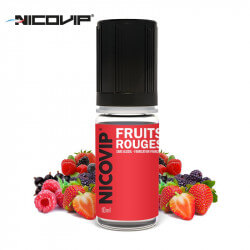 E-liquide Fruits Rouges Nicovip
