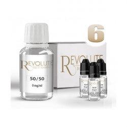 Pack Basebooster 50/50 Revolute 100 ml