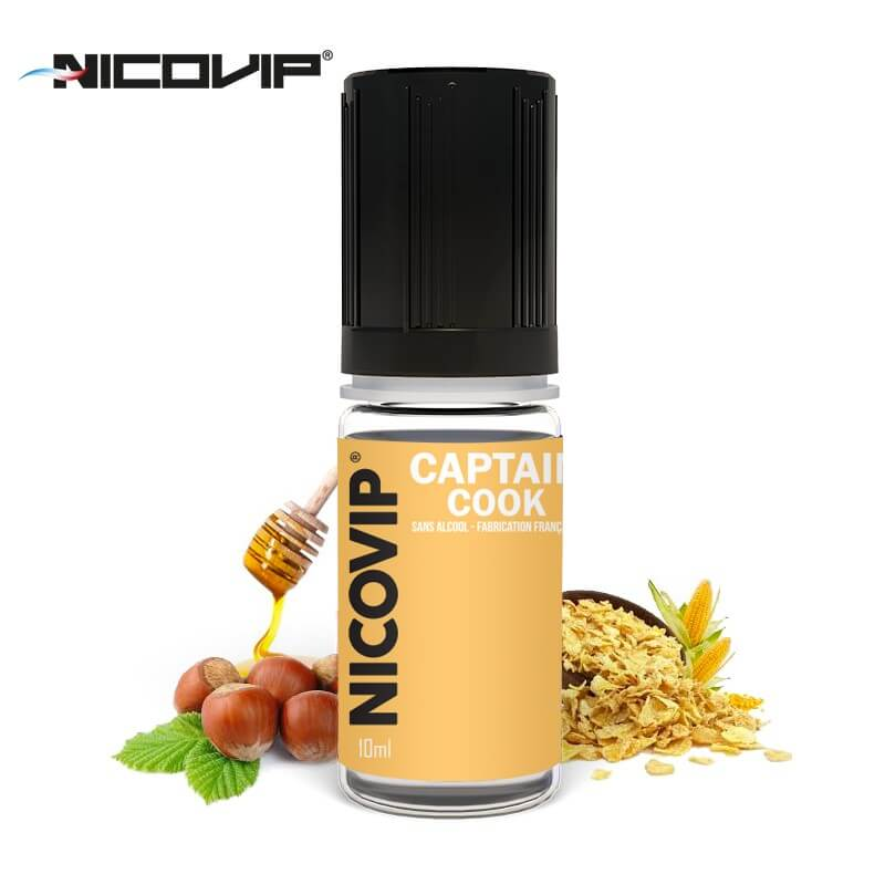 Captain Cook Nicovip