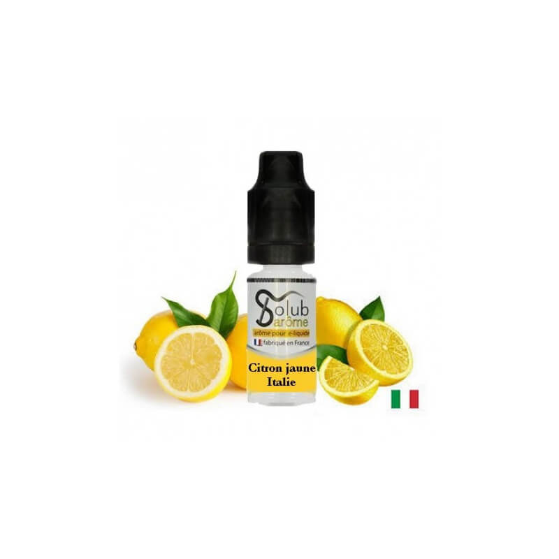 Arôme Citron Italie Solubarome