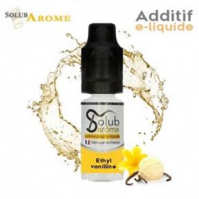Additif Ethyl Vanilline Solubarome