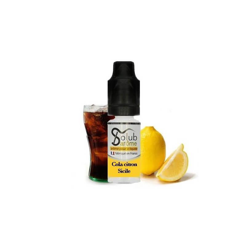 Arôme Cola Citron Solubarome