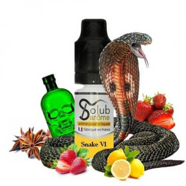 Arôme Snake 1 Solubarome
