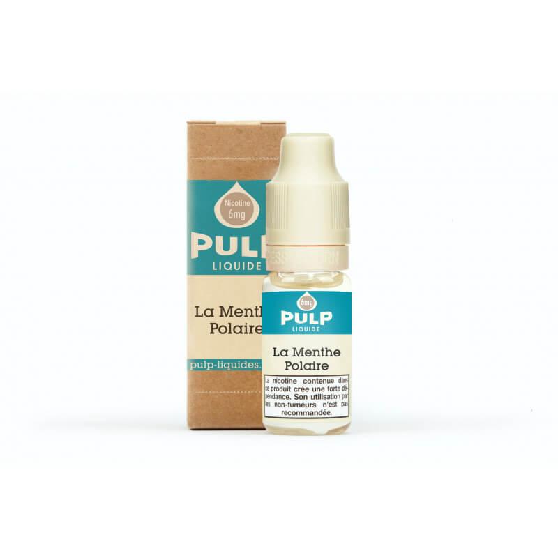 E-liquide Pulp MENTHE POLAIRE