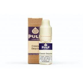 E-Liquide Pulp Cassis Exquis 10 ml