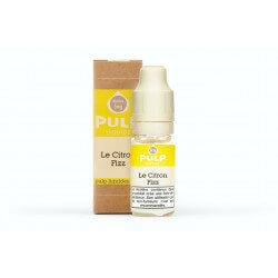 E-liquide Pulp CITRON FIZZ 10 ml