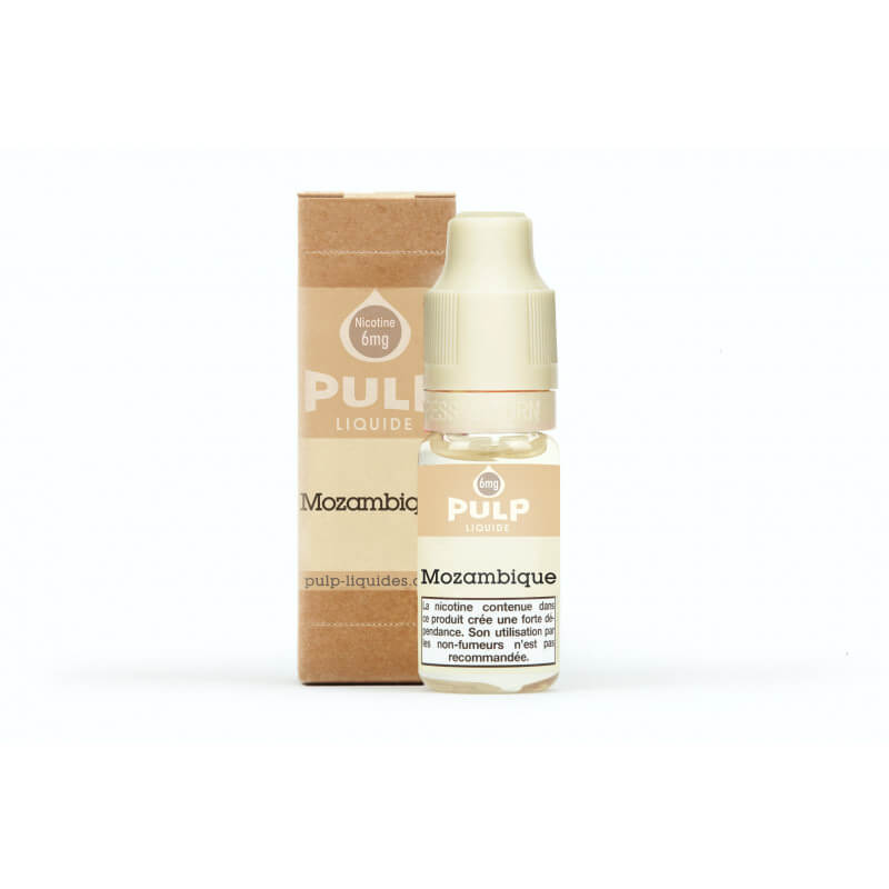 E-liquide Pulp TABAC MOZAMBIQUE 10 ml