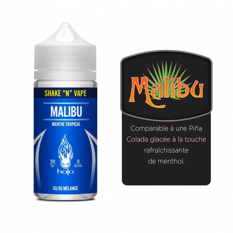 E-liquide Malibu Shake n Vape 50 ML