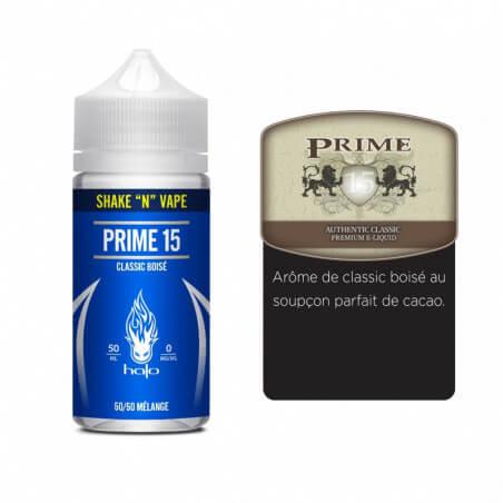 E-liquide Prime 15 Shake n Vape