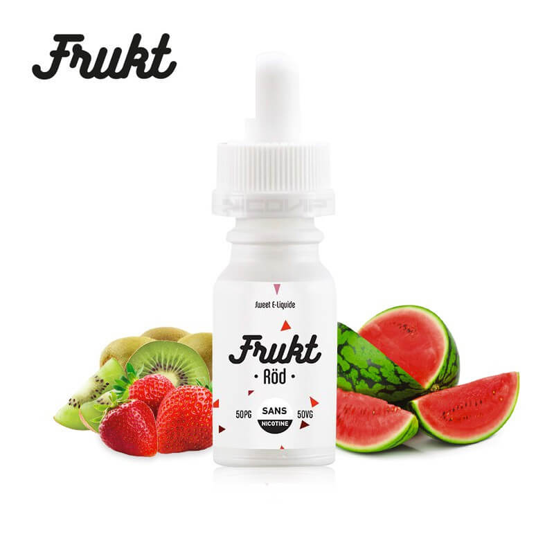 E-liquide Röd Frukt Savourea