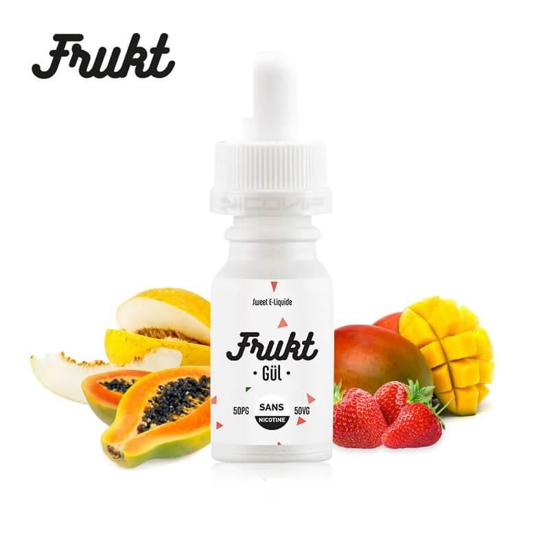 E-liquide Gül Frukt Savourea