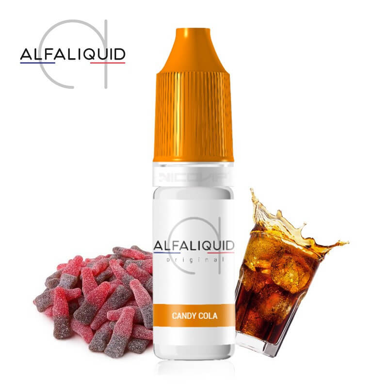 E-liquide Candy Cola Alfaliquid
