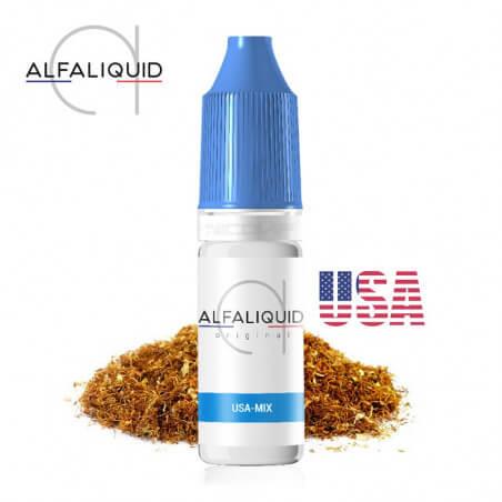 E-liquide Alfaliquid Classic USA-MIX