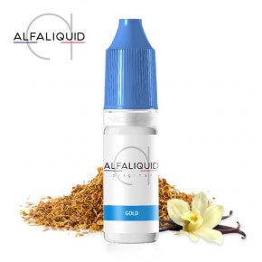 E-liquide Alfaliquid Classic Gold