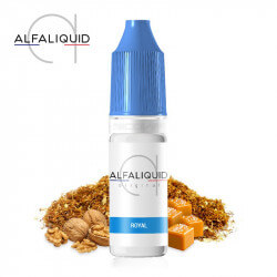 E-liquide Alfaliquid Tabac Royal