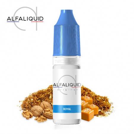 E-liquide Alfaliquid Classic Royal